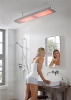 Heatscope Vision Heizstrahler für das Bad